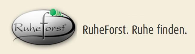 Waldbestattung im RuheForst Segeberger Heide / Hartenhom